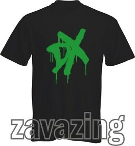 WWE DX MEN T-SHIRT WRESTLING D GENERATION X SUPERSTARS