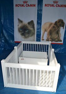Warwick Ultimate Dog Box Puppy Play Pen Whelping Dog 48