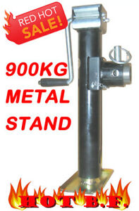 900KG-TRAILER-CARAVAN-JACK-JOCKEY-WHEEL-METAL-STANDS