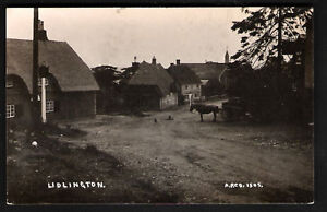 Lidlington-near-Ampthill-by-AP-Co-1505-Green-Man-Inn