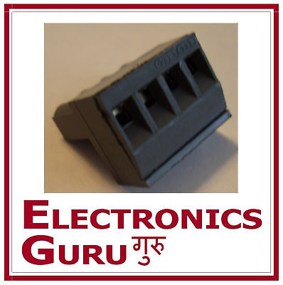 Precision Power Ppi Atom A1000.4 A900.1 4 Pin 4pin Speaker Plug