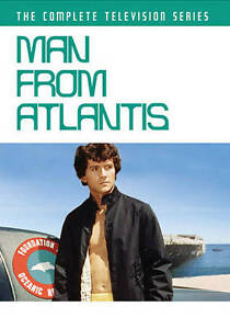 Man from Atlantis: The Complete Television Series (DVD, 2011, 4-Disc Set)