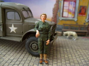 ML40 U.S.Army Nurse Corps ver.2, 1/35 Female figure