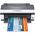 Printer: Epson WorkForce 1100 Workgroup Inkjet Printer Color Printer, Large-Format Printer, Inkjet Printe...