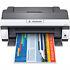 Printer: Epson WorkForce 1100 Workgroup Inkjet PrinterColor Printer, Large-Format Printer, Inkjet Printe...