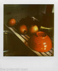 neu 2x impossible farbfilm f r polaroid 660 af 670 af ebay. Black Bedroom Furniture Sets. Home Design Ideas