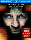 The Rite (Blu-ray/DVD, 2011, 2-Disc Set, Includes Digital Copy)