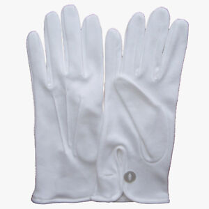 SOUTHCOMBE Men's Quality Cotton Ceremonial Gloves