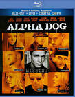 Alpha Dog (Blu-ray/DVD, 2011, 2-Disc Set, With Tech Support for Dummies Trial) (Blu-ray/DVD, 2011)