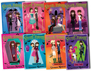 My-Sister-the-Vampire-Collection-8-Book-Set-Sienna-Mercer-Star-Style-Love-Bites