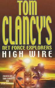 High-Wire-by-Steve-Pieczenik-Tom-Clancy-Paperback-2001