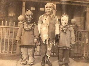 Vintage Pre-1940 Halloween Photos on CD!