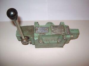 Orsta Hydraulik Regelventil VW10 TGL  26223/40   Neu