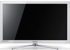 samsung led tv fernseher farbe wei ue32c6710 32 zoll 80 cm. Black Bedroom Furniture Sets. Home Design Ideas