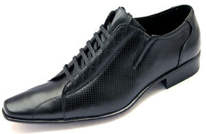 BRAND-NEW-FASHION-BLACK-DESIGNER-MENS-Wedding-Black