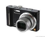 Panasonic LUMIX DMC-ZS7/DMC-TZ10 14.5 MP Digital Camera - Black