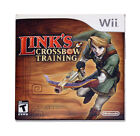 Link's Crossbow Training  (Wii, 2007) (2007)