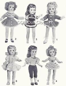 Doll Clothes 2 Knit ~ 14