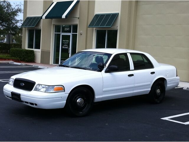 2008 Ford Crown victoria Police Interceptor P71 Clean