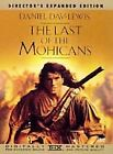 The Last of the Mohicans (DVD, 1999, Director's Expanded Edition)