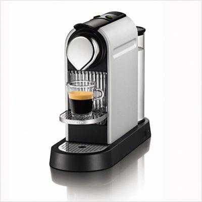 delonghi delonghi ecam26455 vs nespresso citiz c110 ebay. Black Bedroom Furniture Sets. Home Design Ideas