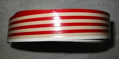 Bayliner Boat Capri Deck Stripe Tape 1 1/8 Wide