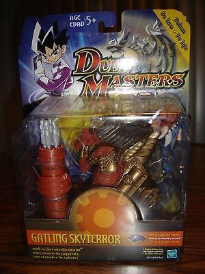 Duel Masters: Gatling Skyterror Deluxe Figure –