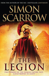 The-Legion-Simon-Scarrow-Used-Good-Book