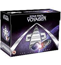 STAR-TREK-VOYAGER-COMPLETE-48-DVD-Box-Set-New-Sealed-All-169-Episodes