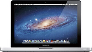 "Apple MacBook Pro 13.3"" Laptop - MC724X/..."