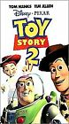 Toy Story 2 VHS Tapes