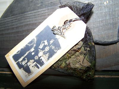 Witch's Sachet PROTECTION & POWER - wicca, pagan, witch