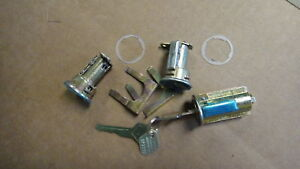 Mopar-69-Ignition-and-Door-Lock-Set-1969-Daytona-NEW