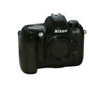 Nikon COOLPIX D100 6.1 MP Digital SLR Camera - Black (Body Only)