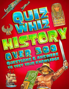 Quiz Whiz HistoryExLibrary - Dunfermline, United Kingdom - Returns accepted Most purchases from business sellers are protected by the Consumer Contract Regulations 2013 which give you the right to cancel the purchase within 14 days after the day you receive the item. Find out more ab - Dunfermline, United Kingdom