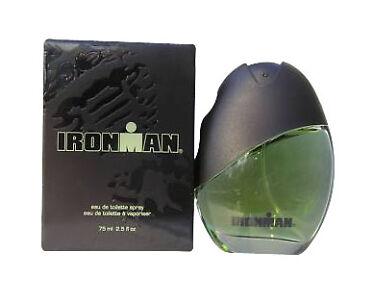 Avon Men IRONMAN Eau de Toilette Cologne Spray 2.5 oz - For