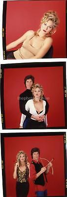 Valentine 1993 Bold   Beautiful 3 Transparency Lot 29F