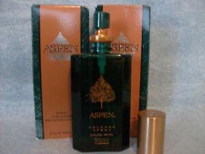 ASPEN-SPRAY-COLOGNE-2-fl-oz-X-2-NIB