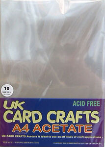 100-A4-Acetate-Sheets-TRANSPARENCY-OHP-ACETATE-FILM-WOW-140-micron-crafts