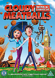 Cloudy With A Chance Of Meatballs DVD 2010 New amp sealed - <span itemprop=availableAtOrFrom>Ipswich, United Kingdom</span> - Returns accepted Most purchases from business sellers are protected by the Consumer Contract Regulations 2013 which give you the right to cancel the purchase within 14 days after the day  - Ipswich, United Kingdom