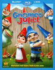 Gnomeo & Juliet (Blu-ray/DVD, 2011, 2-Disc Set, Spanish)