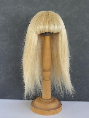Perruque Pour Poupee Ancienne Cheveux T3 (22,5cm) -30%