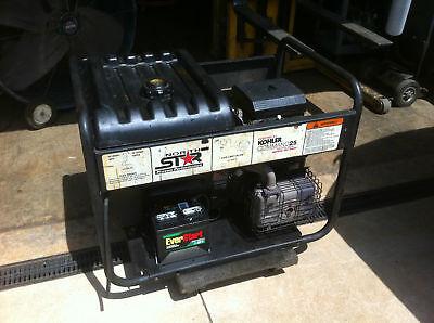 Used Gas Generators