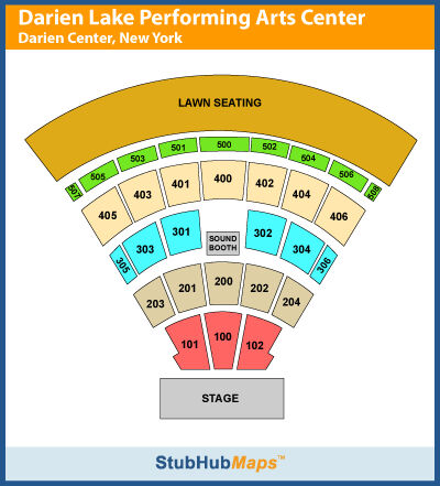 2-DAVE-MATTHEWS-BAND-DMB-Tickets-7-3-12-DARIEN-LAKE-CENTER-PERFORMING-ARTS