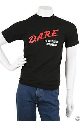 D A R E To Keep Kids Off Drugs T Shirt New S M L Xl 2Xl