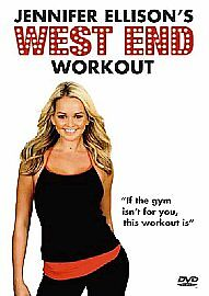 Jennifer Ellison039s West End Workout DVD 2006 - <span itemprop='availableAtOrFrom'>Coventry, Warwickshire, United Kingdom</span> - Jennifer Ellison039s West End Workout DVD 2006 - Coventry, Warwickshire, United Kingdom