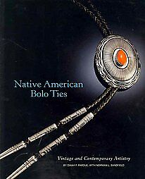 Native-American-Bolo-Ties-V-Pardue-Diana-F-and-San-9780890135341-Book