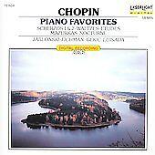 Chopin-Piano-Favorites-by-Krzysztof-Jablonski-Yuval-Fichman-CD-Jun-1989-Used