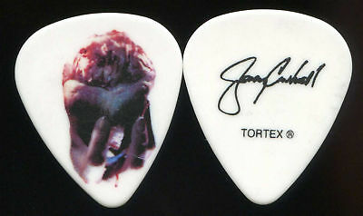 ALICE IN CHAINS 2010 Tour Guitar Pick!!! JERRY CANTRELL custom concert stage #2