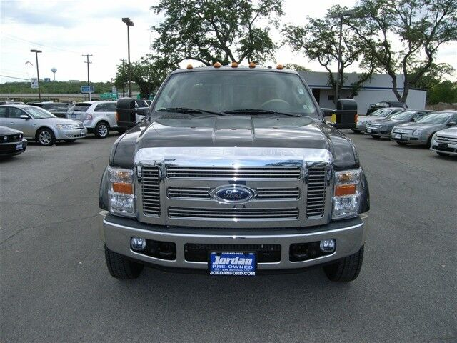 Lariat Super Diesel 6.4L Chrome Exhaust Tip 4 Doors